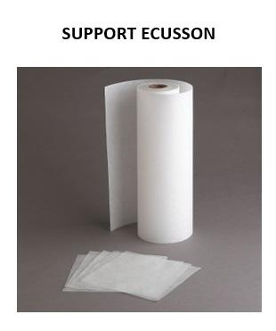 Support Ecusson