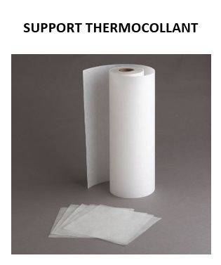 Support Thermocollant
