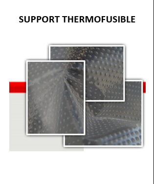 Support Thermofusible