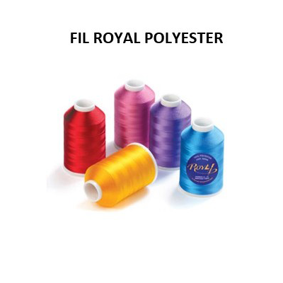 Fil Royal Polyester